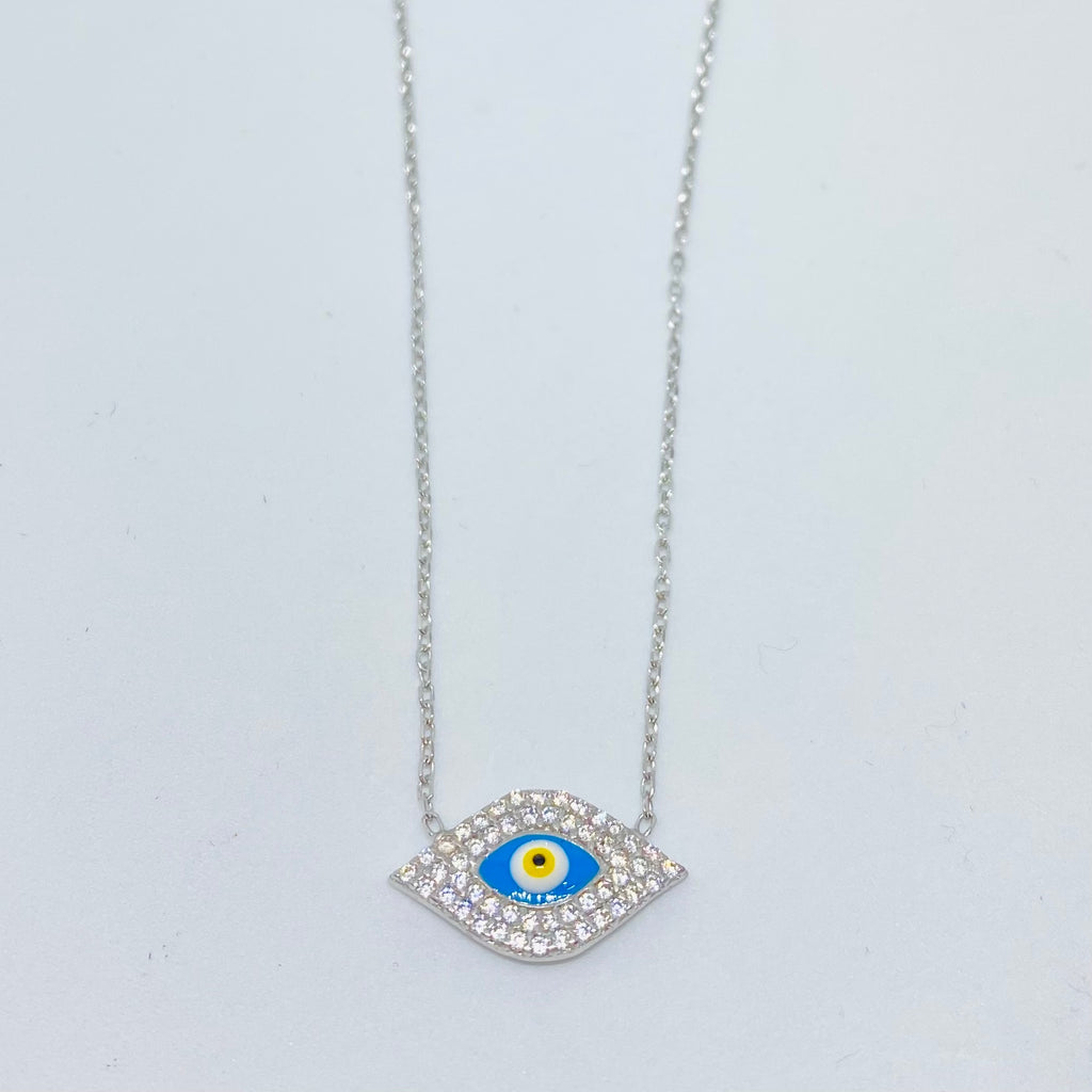 NSC - Small Evil eye necklace