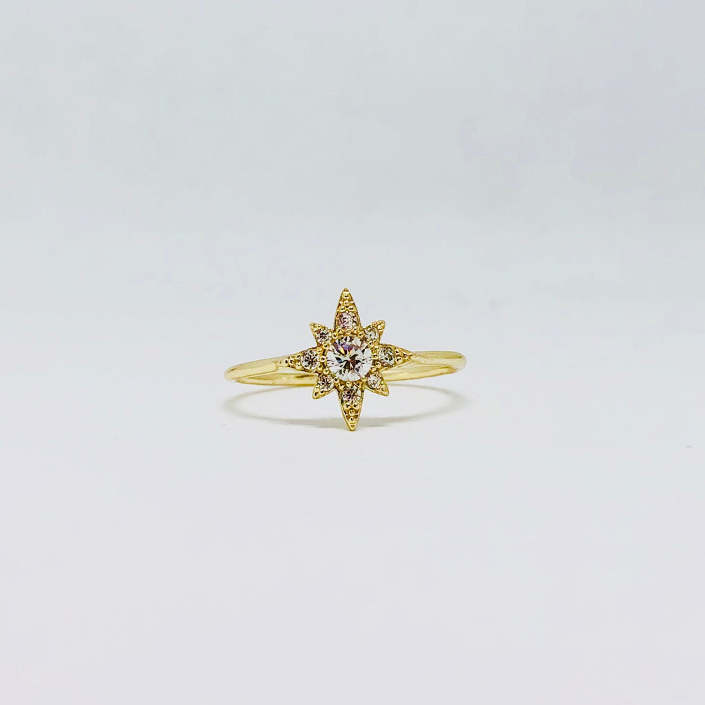 Large star ring