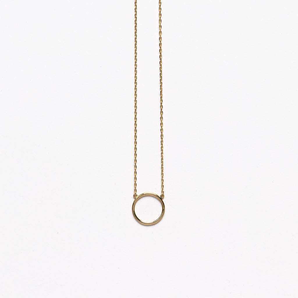 NFC - Sole necklace in yellow gold