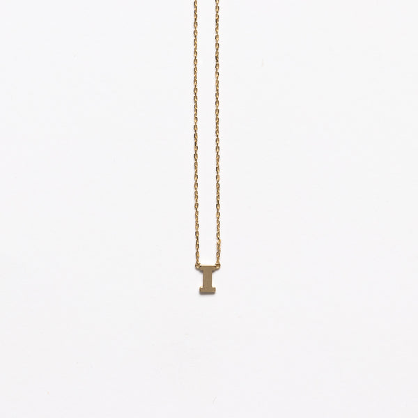 NFC -  Small I necklace