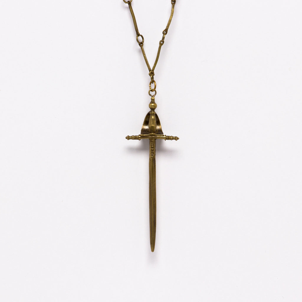 Alkemie Jewelry - Sword necklace