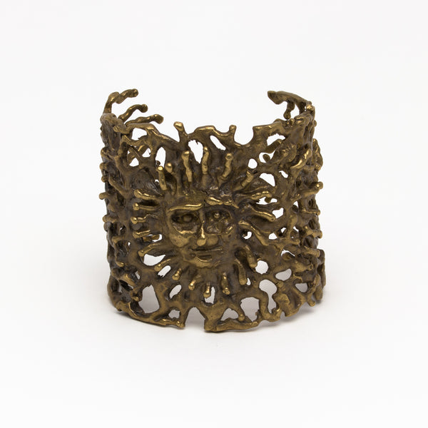 Alkemie Jewelry - Sun cuff