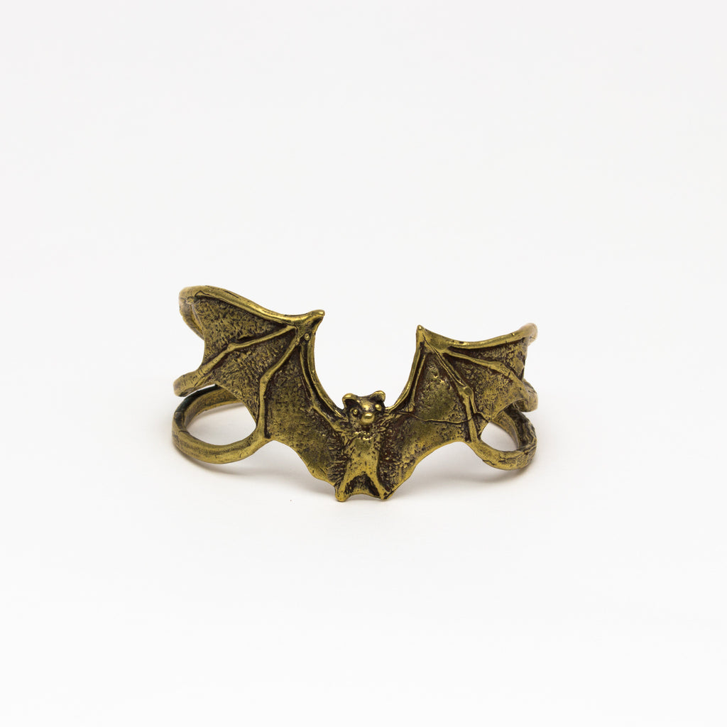 Alkemie Jewelry - Bat cuff - Norbu