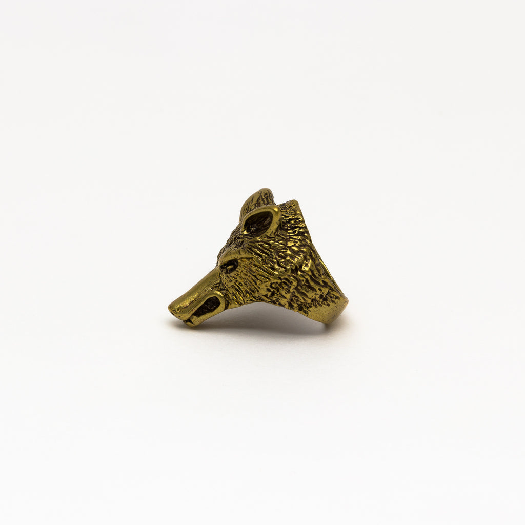 Alkemie Jewelry - Wolf ring