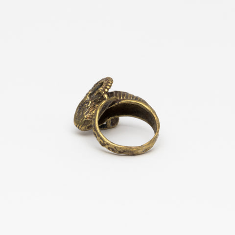 Alkemie Jewelry - Ram ring