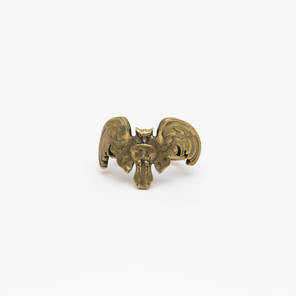 Alkemie Jewelry - Owl ring