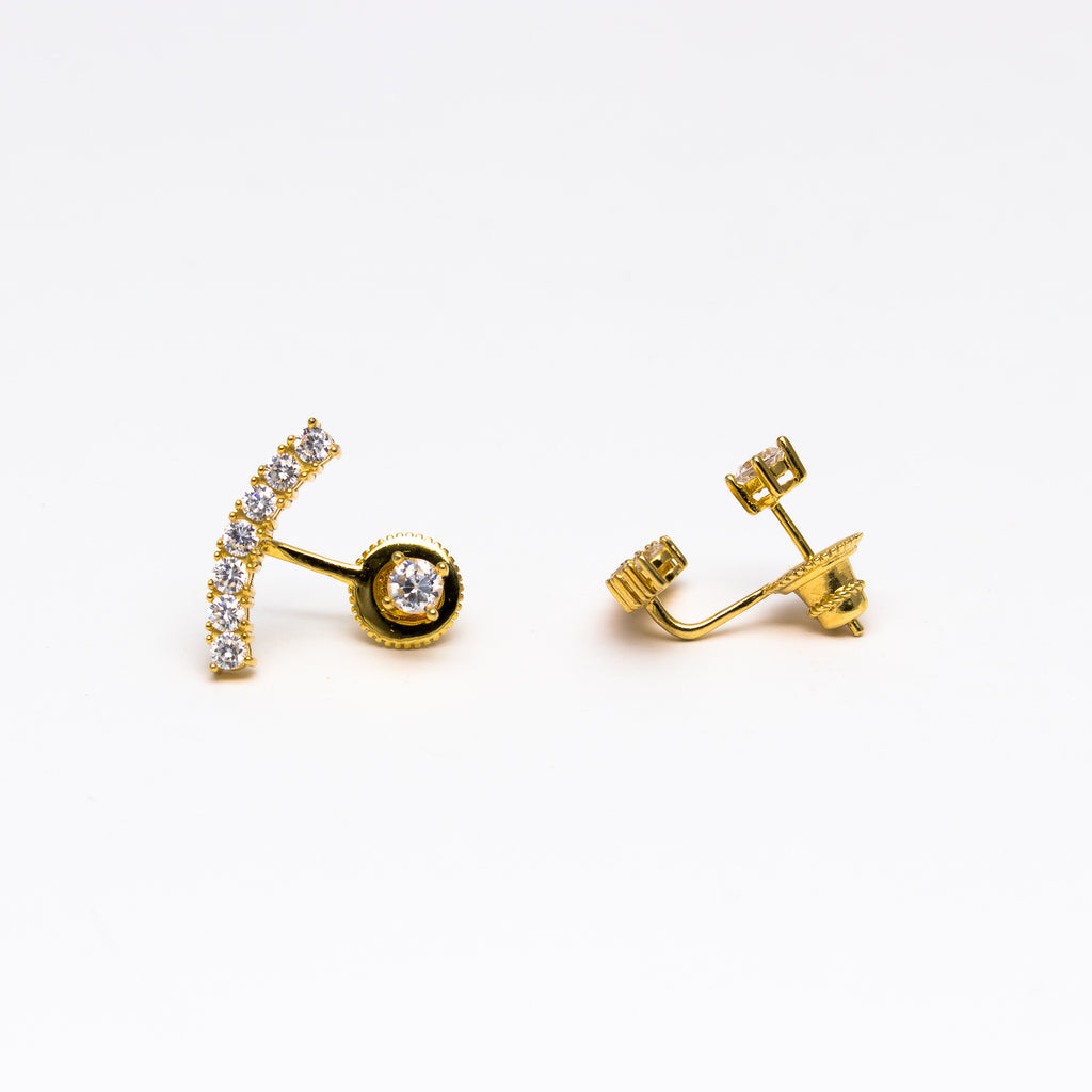 NSC - Eight Cz Ear Jackets