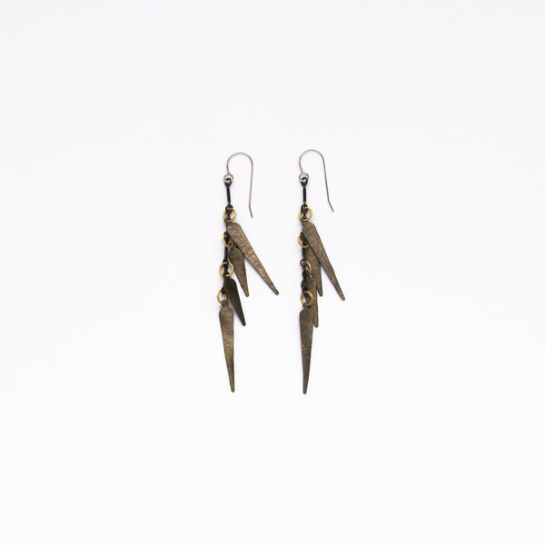 Cecilia Gonzales - Caral Antique Earrings