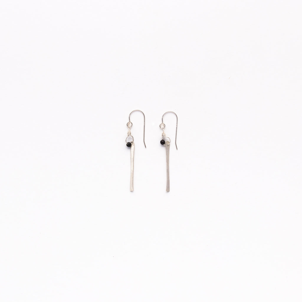 Cecilia Gonzales - Piccolo Silver Earrings - Norbu