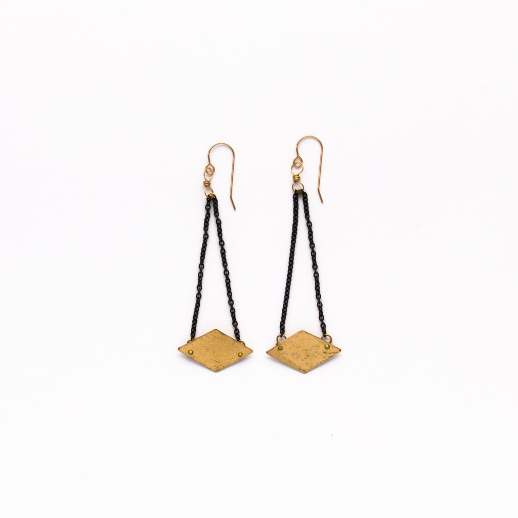 Cecilia Gonzales - Stingray Mix Earrings