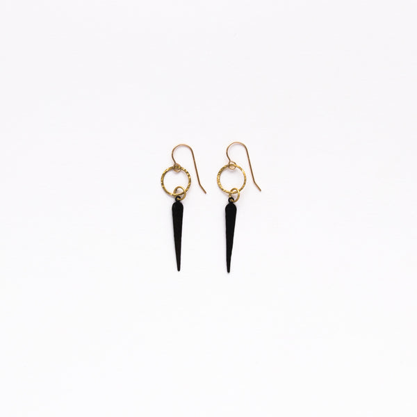 Cecilia Gonzales - Paladin Mix Earrings - Norbu