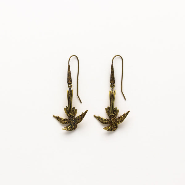 Alkemie Jewelry - Sparrow Earrings