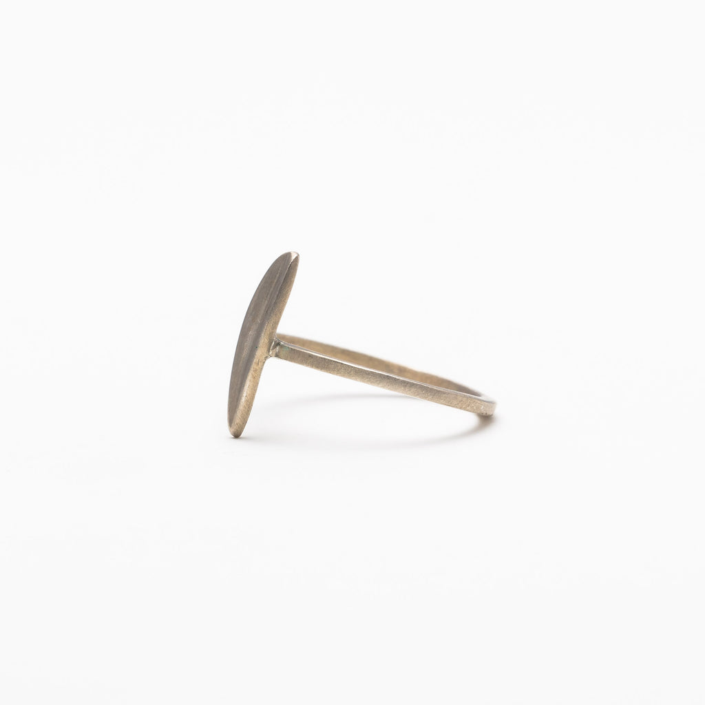 Branch Jewelry - Plain leaf ring