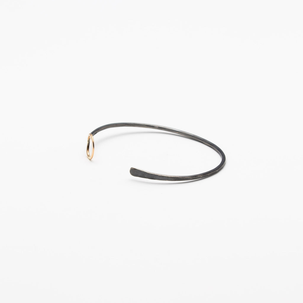 Melissa Joy Manning - Single circle cuff