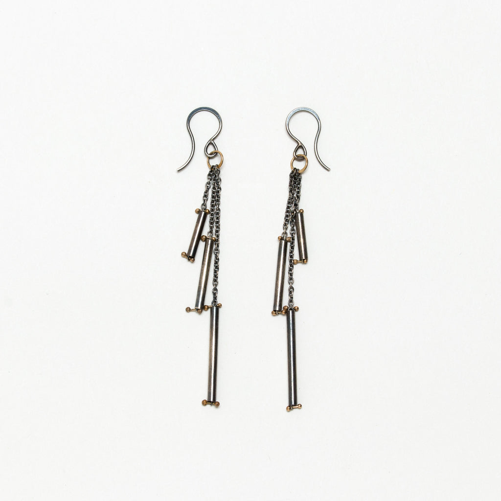 Melissa Joy Manning - Chain Drop Earrings