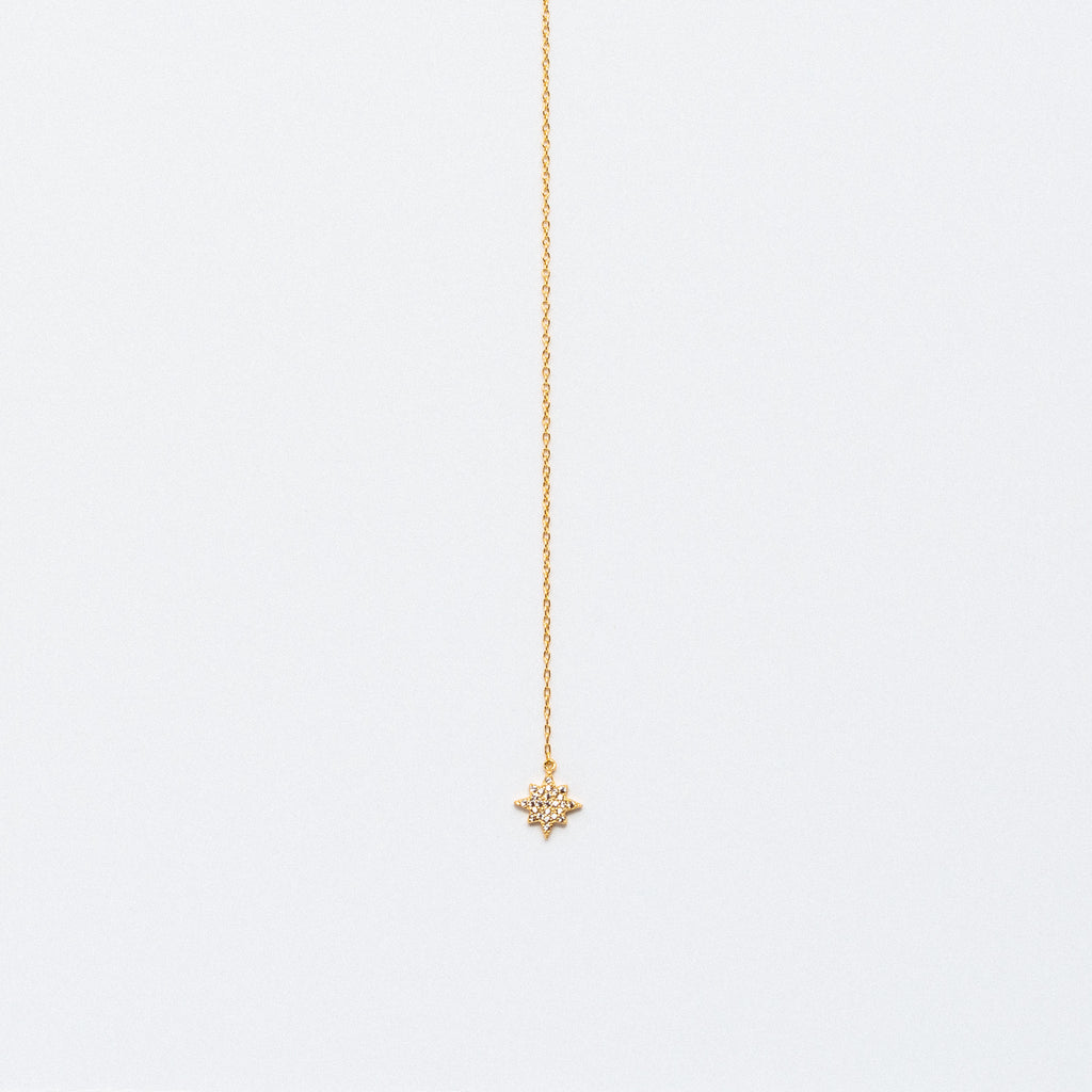 NSC - Star Lariat Necklace