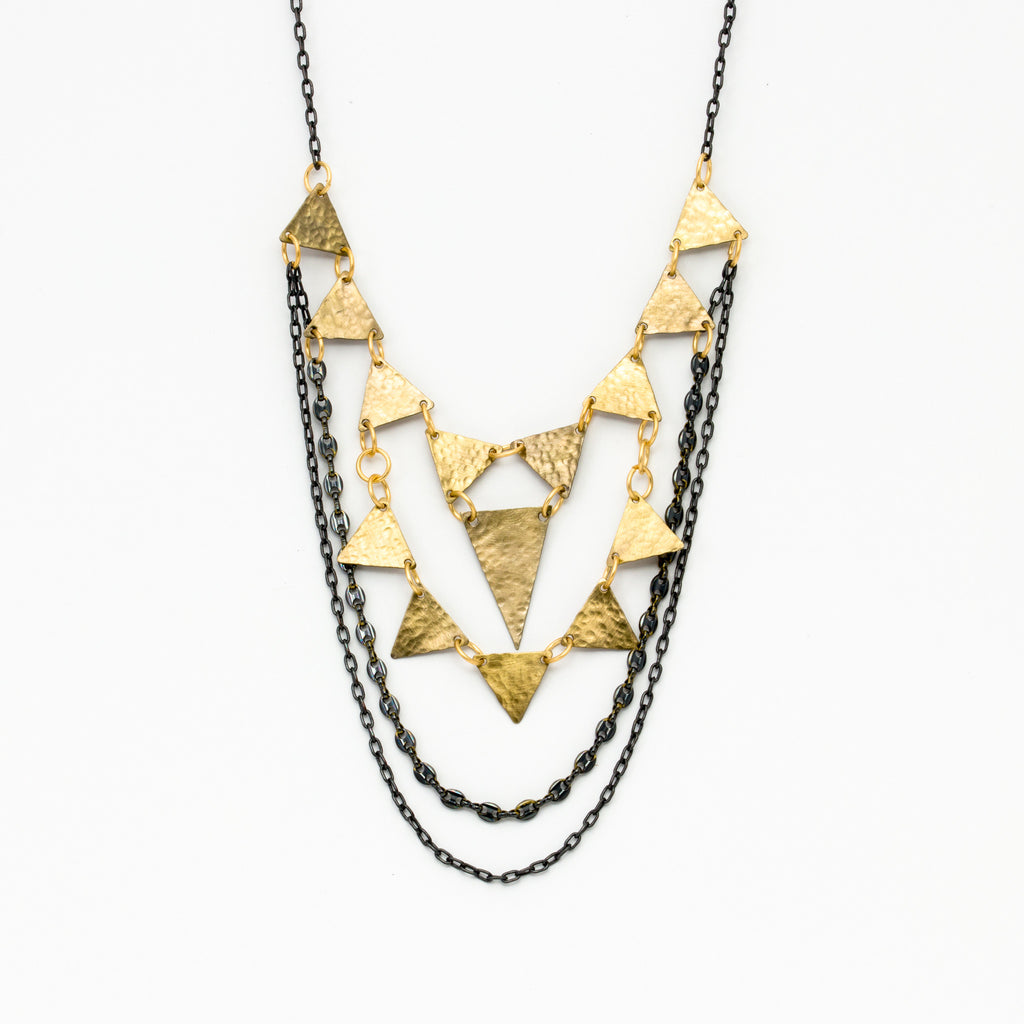 Cecilia Gonzales - Loggia Antique Necklace - Norbu