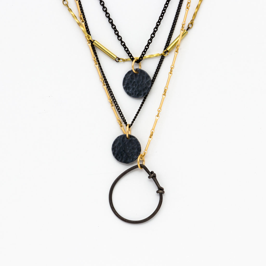 Cecilia Gonzales - Raining Mix Necklace - Norbu