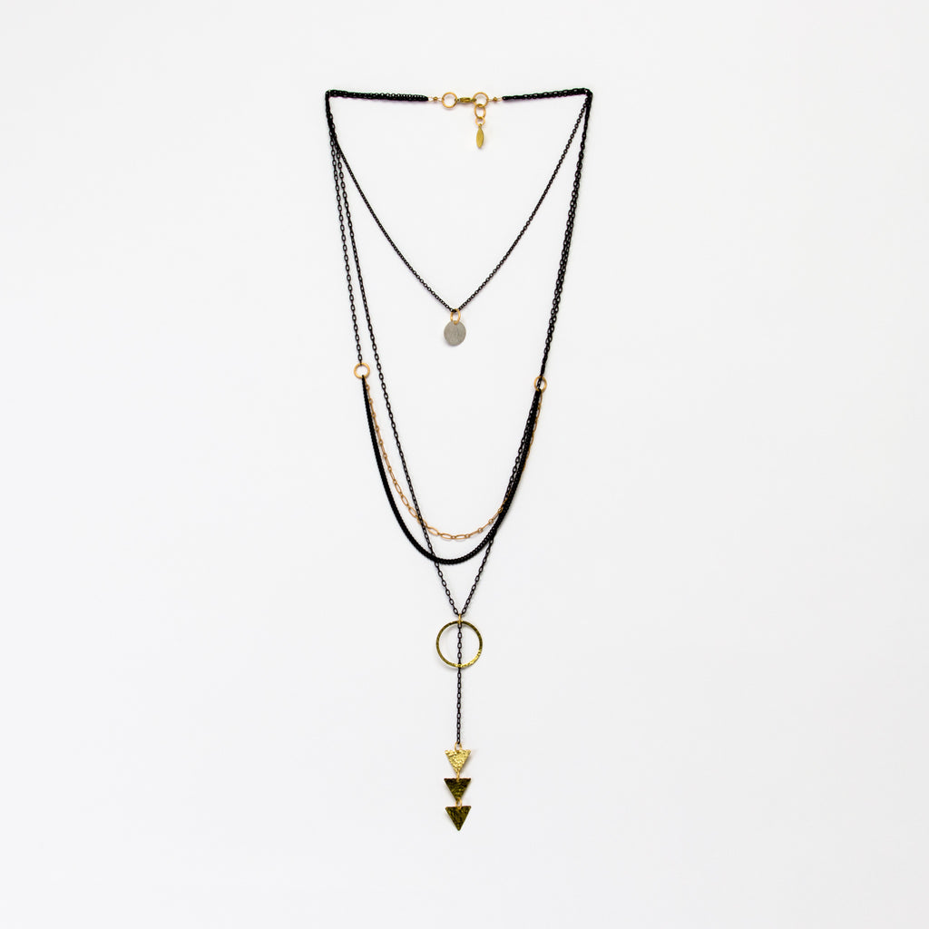 Cecilia Gonzales - Bolt Mix Necklace