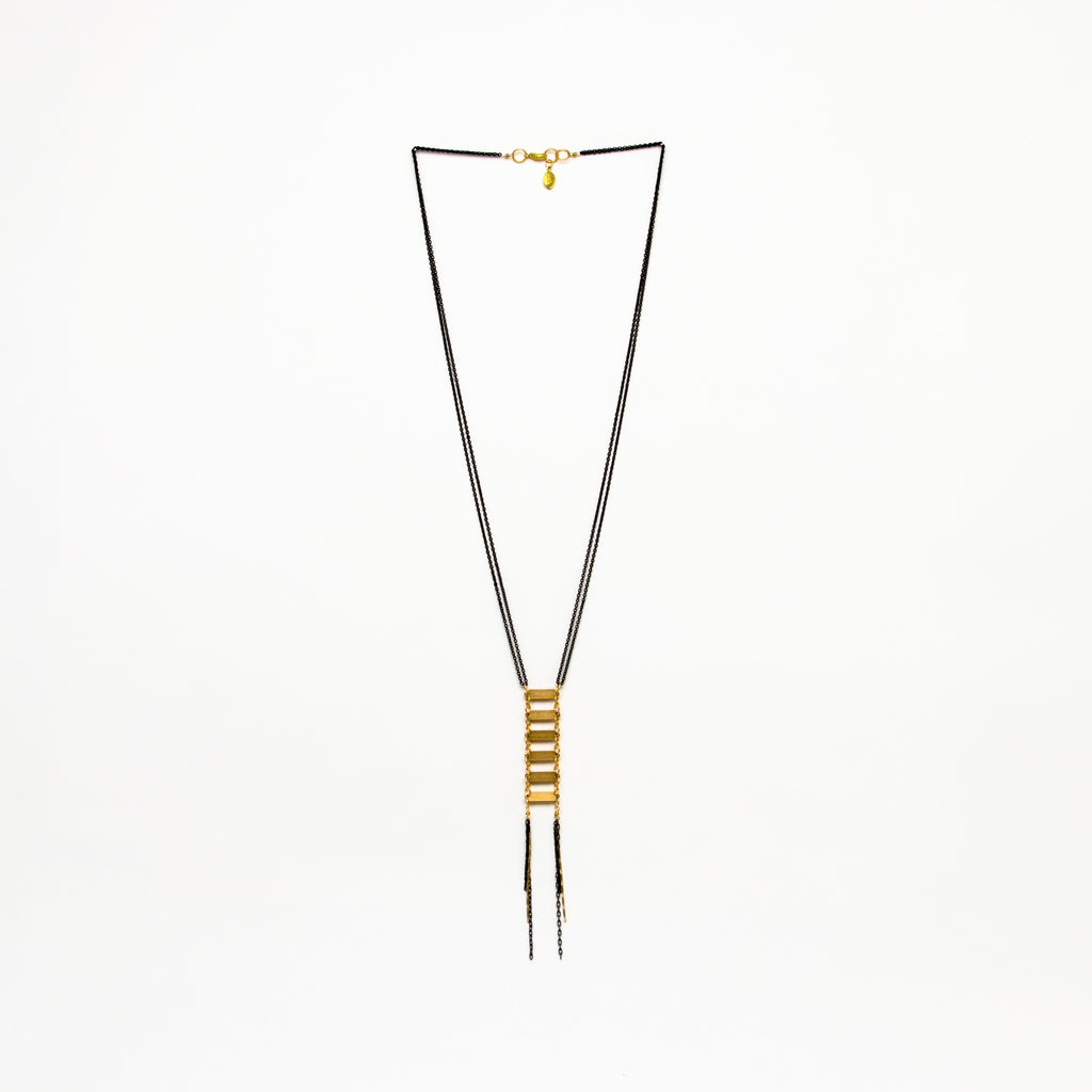 Cecilia Gonzales - Steps Mix Necklace