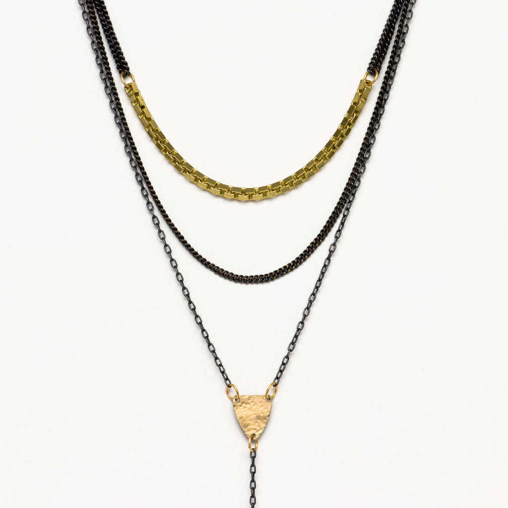 Cecilia Gonzales - Olympia Antique Necklace - Norbu
