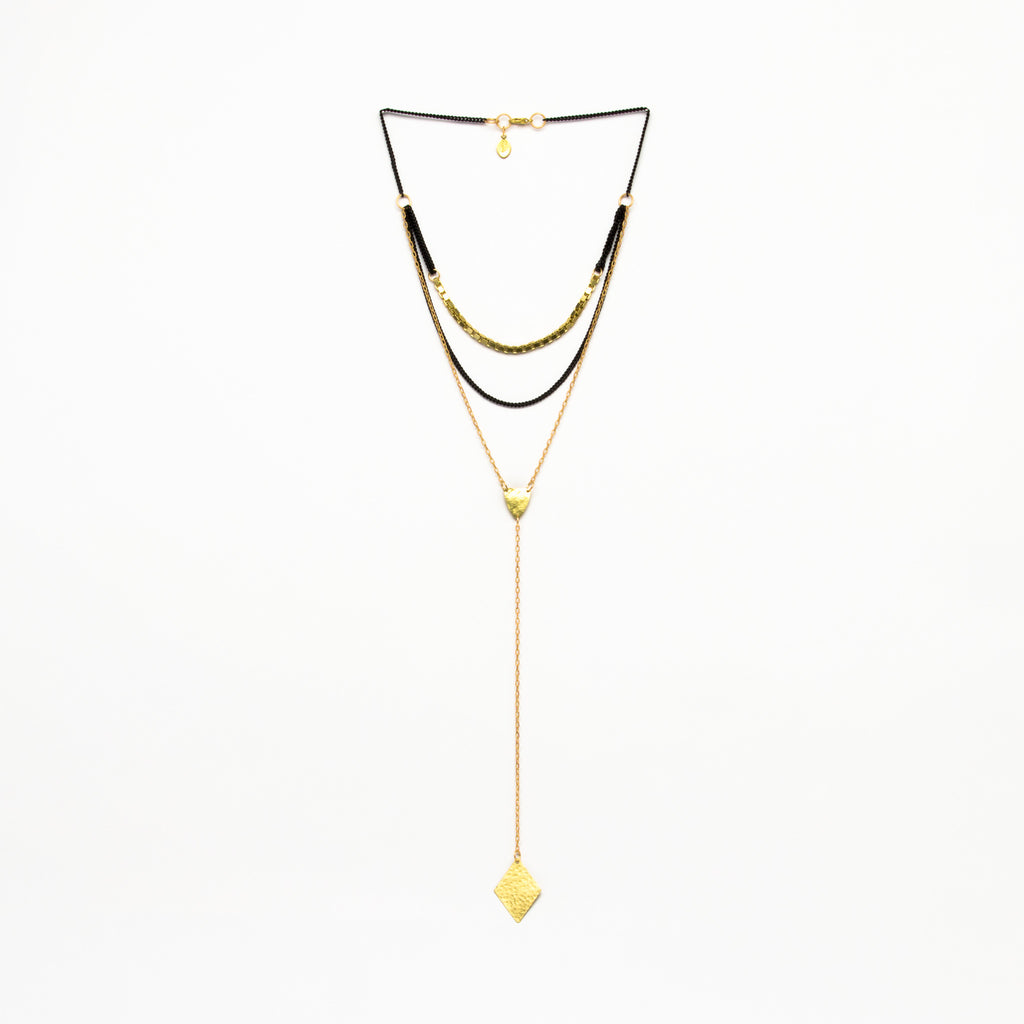 Cecilia Gonzales - Olympia Mix Necklace - Norbu