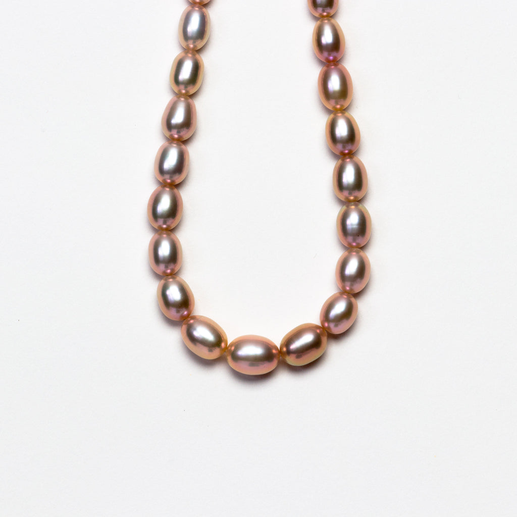 NSC - Natural Fresh Water Pearl Necklace