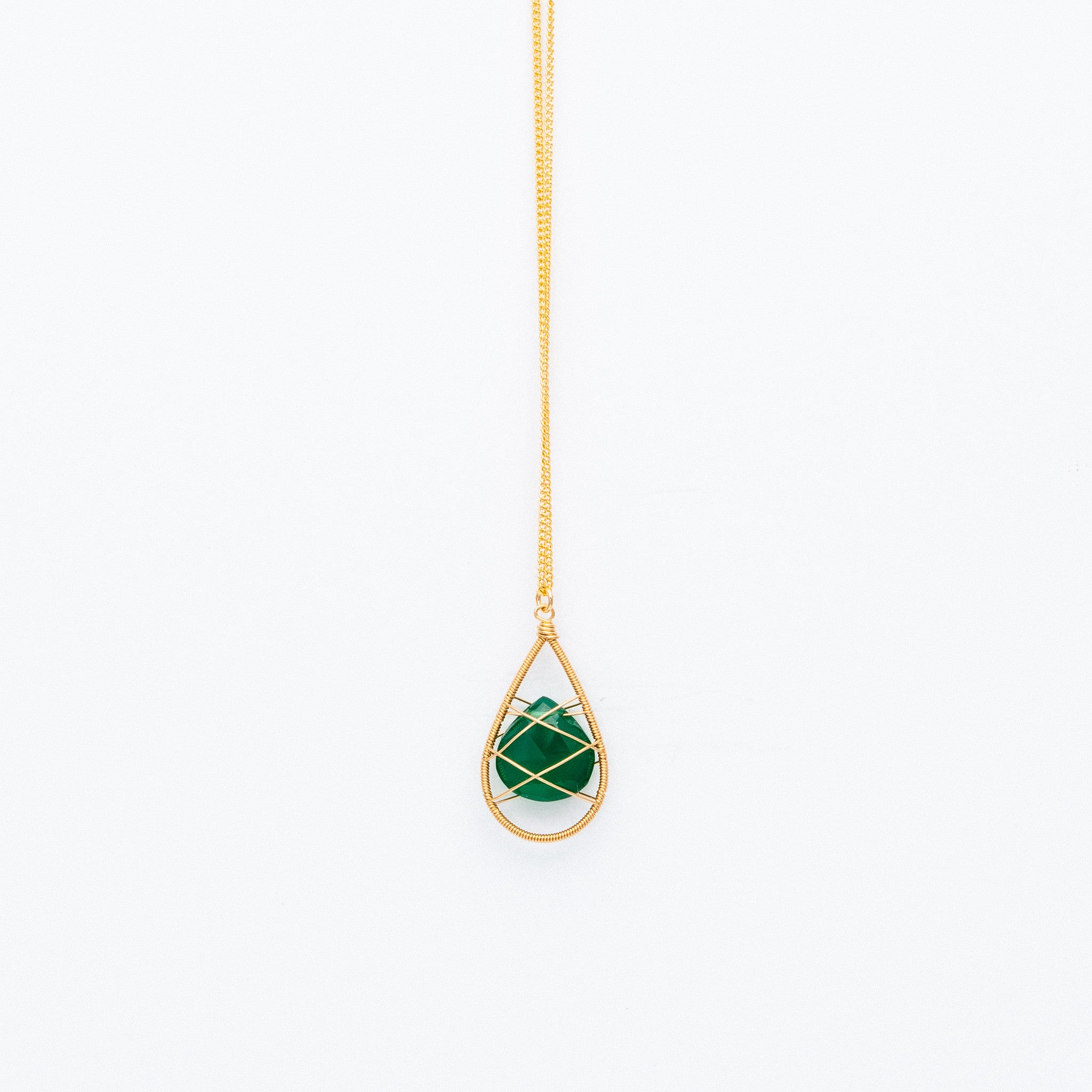 onyx green round necklace blue image products gold windows yellow