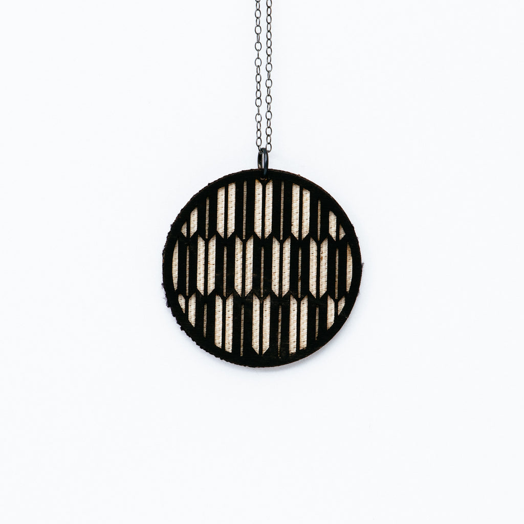 Molly M - Dart Necklace