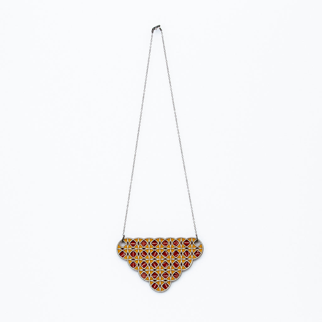 Molly M - Overlapping Necklace