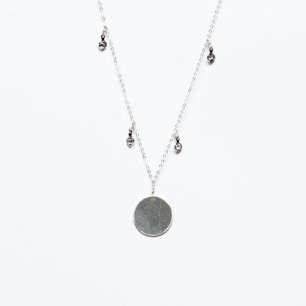 KOZAKH - Long Giove necklace