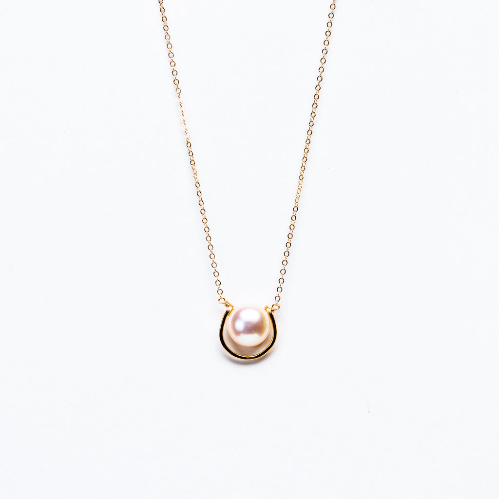 KOZAKH - Belen Pearl necklace