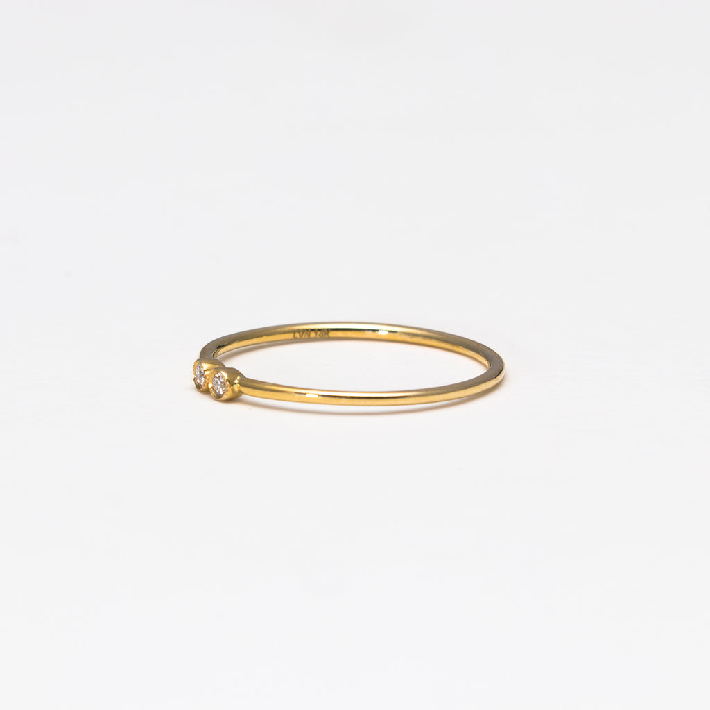 Liven - Double Bezel Ring