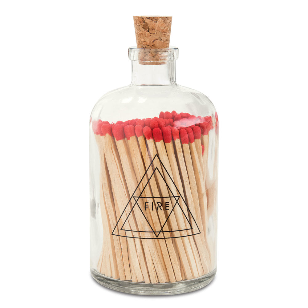 Alchemy large match bottle