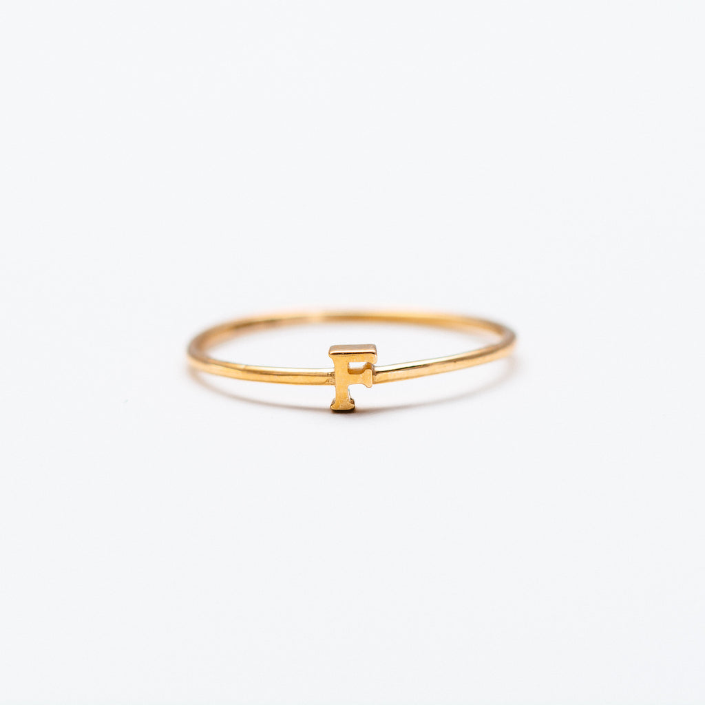 NFC - Initial F Ring