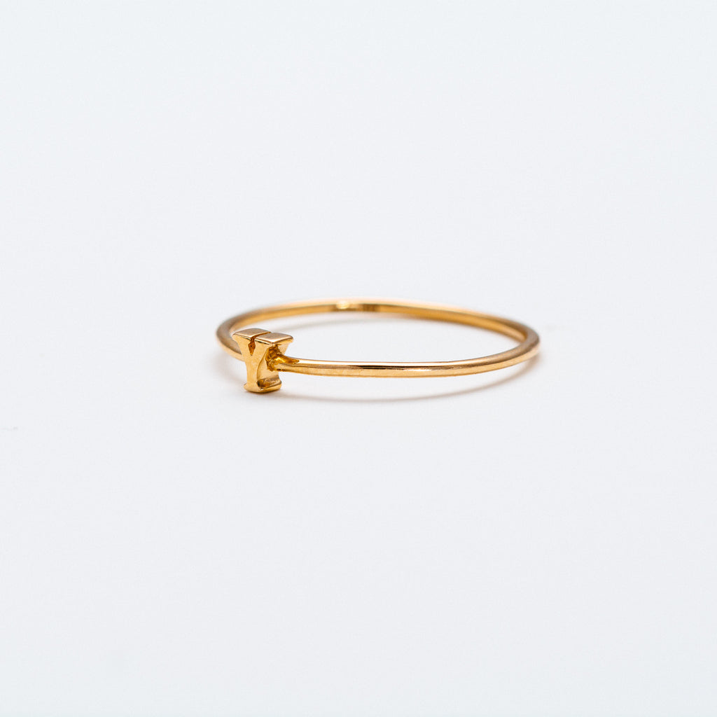 NFC - Initial Y Ring