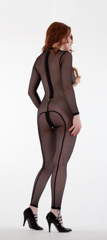 Mesh Catsuits