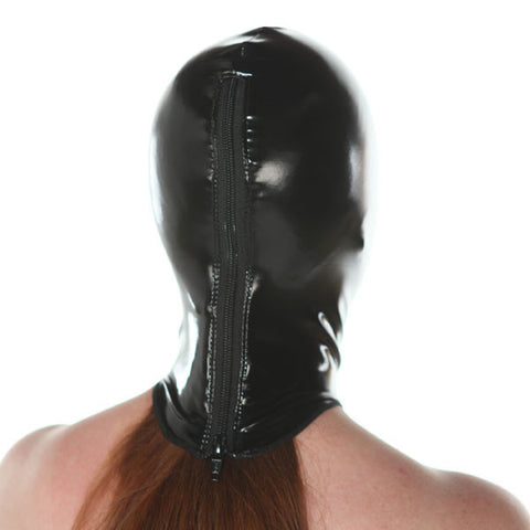 Premium PVC Hood With Eye and Mouth Holes
