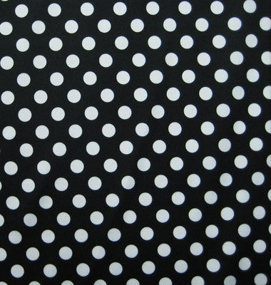 Black and White Dot Leggings