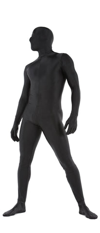 Zentai Catsuit in Black