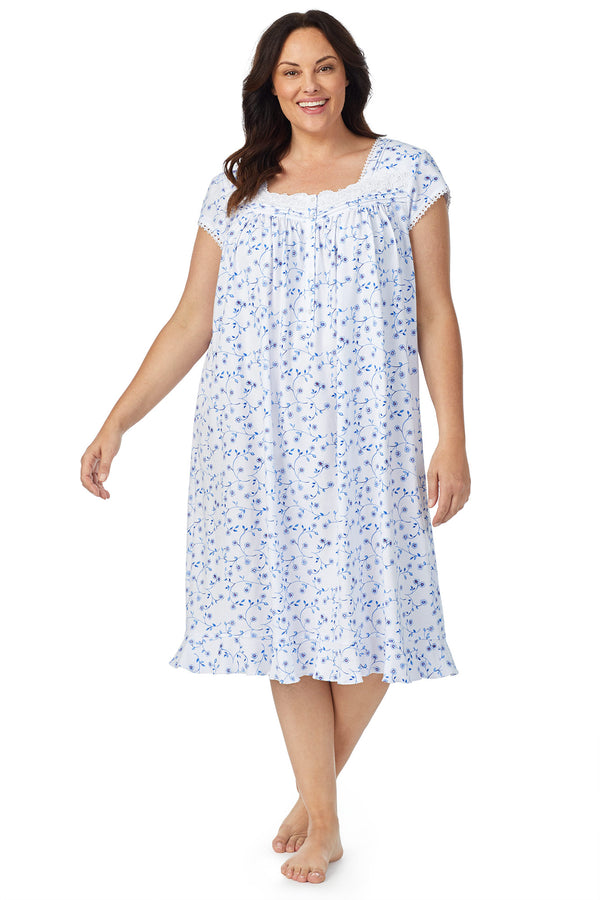 Napa Blossoms Waltz Gown, Plus Size