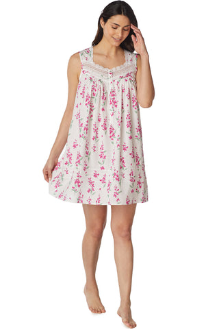 Watercolor Bloom Chemise