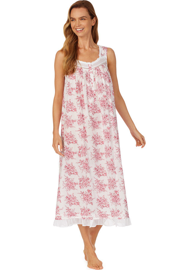 Berry Toile Nightgown
