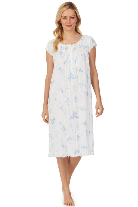 Butterfly Dreams Waltz Nightgown - Plus