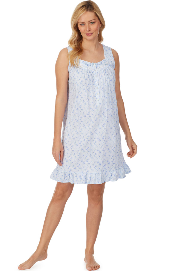 Dandelion Wishes Short Knit Nightgown - Plus