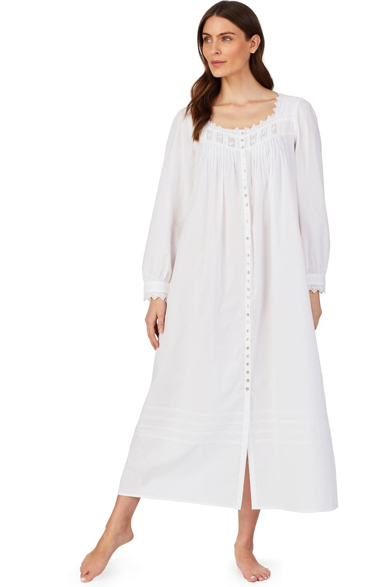 Sweet Sugar Button Front Robe