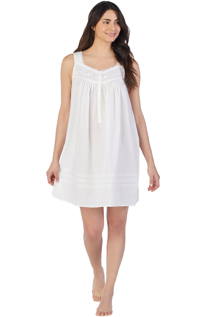 Whisper Soft Stripe Chemise