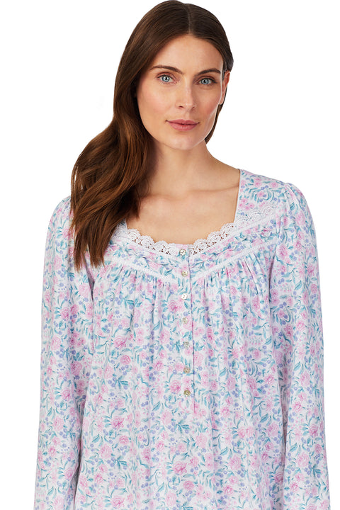 Grandmother's Garden Short Nightgown