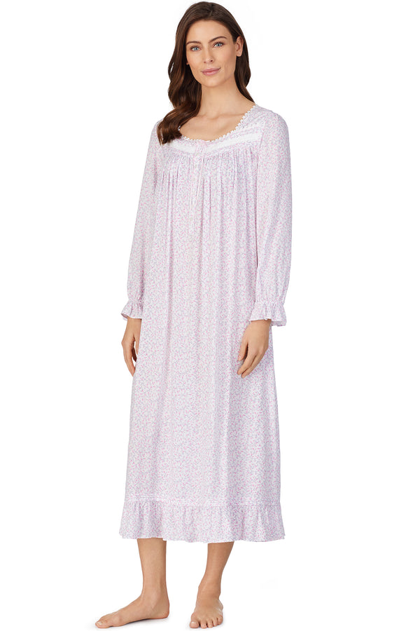 Blush Floral Dream L/S Nightgown
