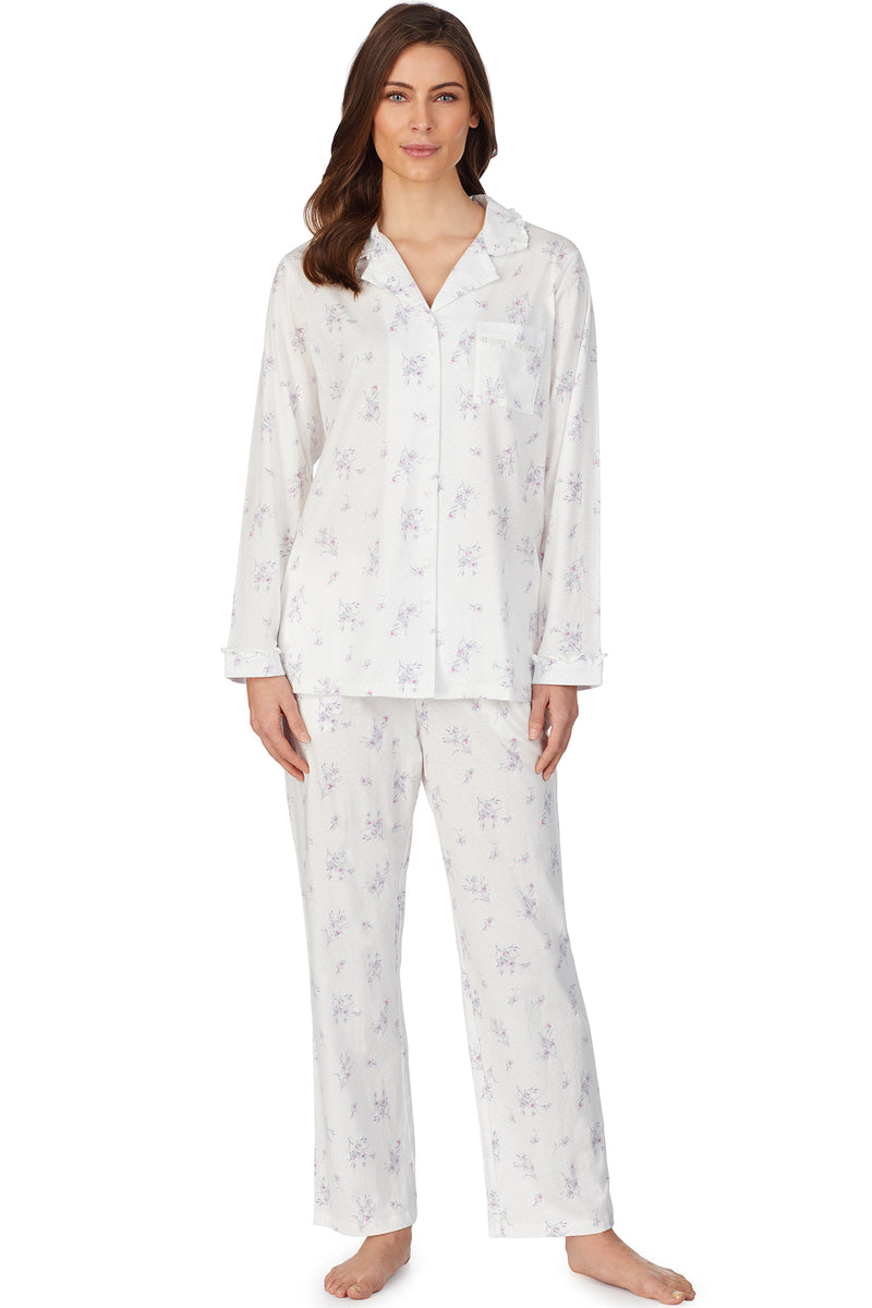 Cozy Cottage Floral Pajama Set